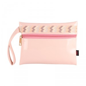 Buy Nykaa Bedazzled Pouch - Candy Pink 01 - Nykaa
