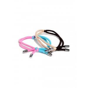 Buy Toniq Color Blocked Rachel Rubberband Set - Nykaa