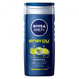 Buy Nivea Energy Shower Gel For Men - Nykaa