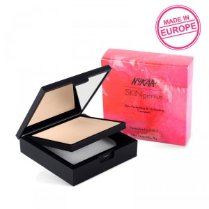 Buy Nykaa SKINgenius Skin Perfecting & Hydrating Compact - Nykaa