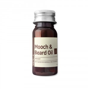 Buy Herbal Ustraa Woody Mooch and Beard Oil  - Nykaa