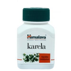 Buy Himalaya  Karela Regulates Metabolism - 60 Capsules - Nykaa