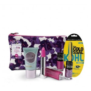Buy Maybelline Insta Glam Spring Summer Kit - Pink - Nykaa