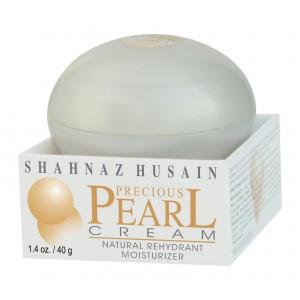 Buy Shahnaz Husain Precious Pearl Cream Natural Rehydrant Moisturizer - Nykaa