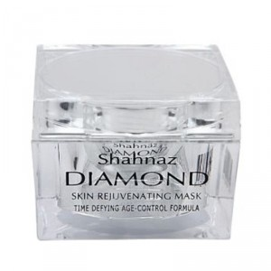 Buy Shahnaz Husain Diamond Skin Rejuvenating Mask - Nykaa