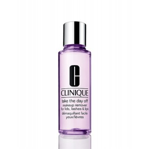 Buy Clinique Take The Day Off Makeup Remover For Lids, Lashes & Lips - Nykaa