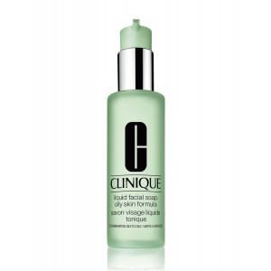 Buy Clinique Liquid Facial Soap - Combination Oily To Oily Skin - Nykaa