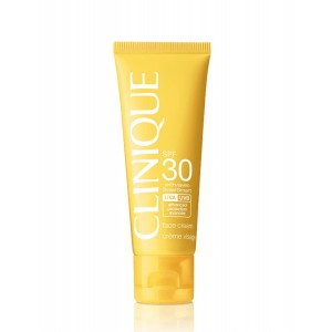 Buy Clinique Broad Spectrum SPF 30 Sunscreen Face Cream - Nykaa