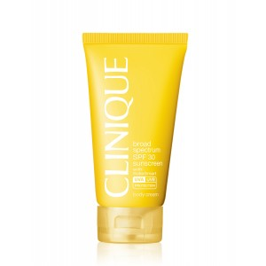 Buy Clinique Broad Spectrum SPF 30 Sunscreen Body Cream - Nykaa