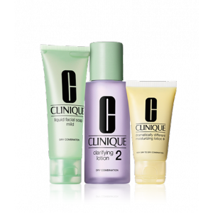 Buy Clinique Introduction Kit 3 Step - Skin Type 2 - Nykaa