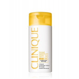 Buy Herbal Clinique SPF 30 Mineral Sunscreen Lotion For Body - Nykaa