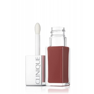 Buy Clinique Pop Lacquer Lip Colour + Primer - Cocoa Pop - Nykaa