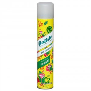 Buy Batiste Dry Shampoo Instant Hair Refresh Coconut & Exotic Tropical - Nykaa