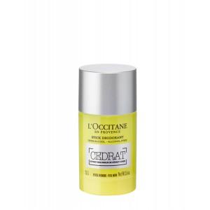 Buy L'Occitane Cedrat Stick Deodorant - Nykaa