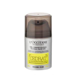 Buy L'Occitane Cedrat Global Face Gel - Nykaa