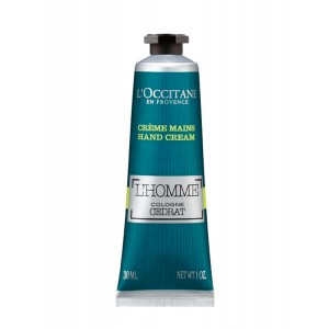 Buy L'Occitane L'Homme Cologne Cedrat Hand Cream - Nykaa