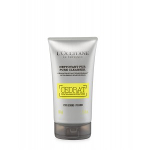 Buy L'Occitane Cedrat Pure Cleanser - Nykaa