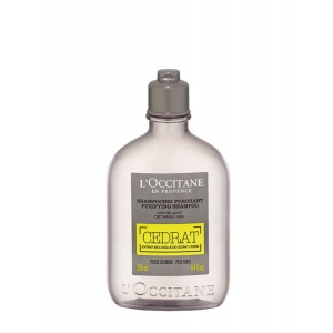 Buy L'Occitane Cedrat Purifying Shampoo - Nykaa