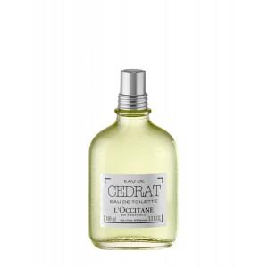 Buy L'Occitane Cedrat Eau De Toilette - Nykaa
