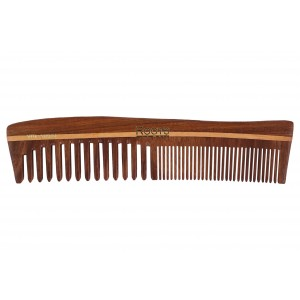 Buy Roots Rosewood Dressing Comb for wavy/Long Straight Hair - Nykaa