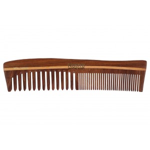 Buy Roots Wooden Comb No - 2101 - Nykaa