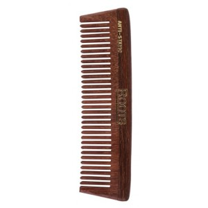 Buy Roots Rosewood Fine Teeth Comb for Fine Long Hair 2102 - Nykaa