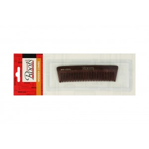 Buy Herbal Roots Wooden Comb No - 2108 - Nykaa