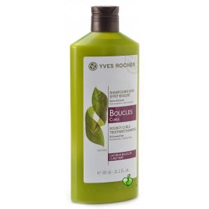Buy Yves Rocher Bouncy Curly Hair Shampoo - Nykaa