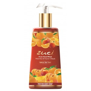 Buy Zuci Tropical Fruit Twist Hand Wash - Nykaa