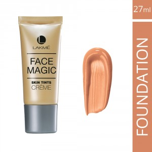 Buy Lakme Face Magic Skin Tints Creme - Nykaa