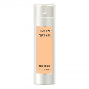 Buy Lakme Peach Milk Moisturizer Body Lotion - Nykaa