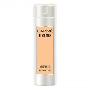 Buy Lakme Peach Milk Moisturizer Body Lotion - Nykaa