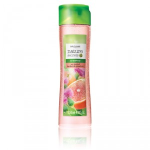 Buy Oriflame Nature Secrets Shampoo Anti-Dandruff with Burdock & Grapefruit - Nykaa