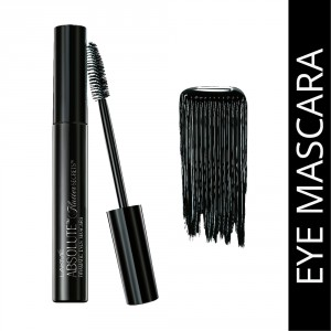 Buy Lakme Absolute Flutter Secrets Dramatic Eyes Mascara - Black - Nykaa
