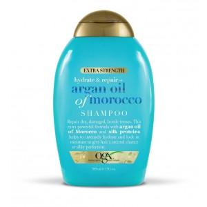 Buy Organix Argan Oil Of Morocco Extra Strength Shampoo - Nykaa