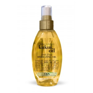 Buy Organix Anti-Frizz Hydrating Kukui Oil - Nykaa