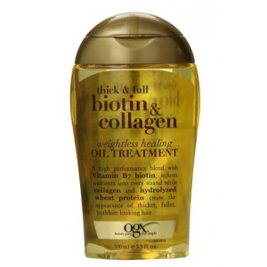 Buy Ogx Biotin And Collagen Weightless Healing Oil Treatment - Nykaa