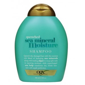 Buy Organix Quenched Sea Mineral Moisture Shampoo - Nykaa