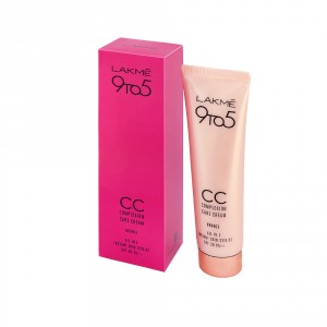 Buy Lakme Complexion Care Cream CC Creme  - Nykaa