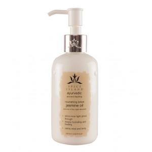 Buy Spice Island Jasmine Oil Body Lotion - Nykaa