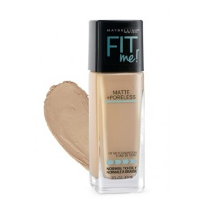 Buy Maybelline New York Fit Me Matte + Poreless Foundation # 230 Natural Buff - Nykaa