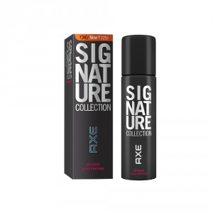 Buy Axe Signature Collection Intense Body Perfume  (Rs. 25 off) - Nykaa