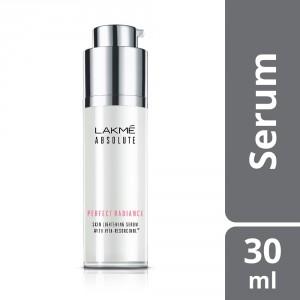 Buy Lakme Absolute Perfect Radiance Skin Lightening Serum - Nykaa
