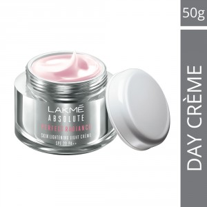 Buy Lakme Absolute Perfect Radiance Intense Lightening Light Day Creme SPF 20 PA ++ - Nykaa