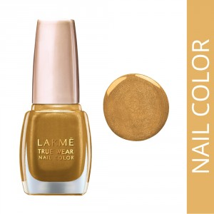 Buy Lakme True Wear Nail Color Limited Edition - Nykaa
