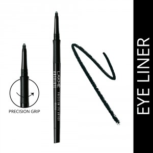 Buy Lakme Absolute Precision Eye Kajal - Ebony Black - Nykaa