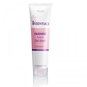Buy Oriflame Essentials Fairness 5-In-1 Gel Wash - Nykaa