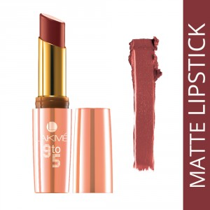 Buy Herbal Lakme 9 to 5 Matte Lipstick - Nykaa