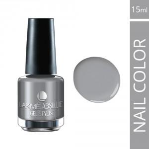 Buy Lakme Absolute Gel Stylist Nail Polish - Nykaa