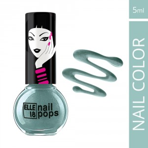 Buy Elle 18 Nail Pops Nail Polish - Nykaa